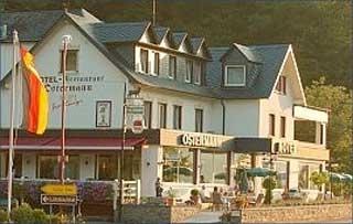 Fahrradfahrerfreundliches Mosel-Hotel-Restaurant Ostermann in Treis-Karden / Lützbach