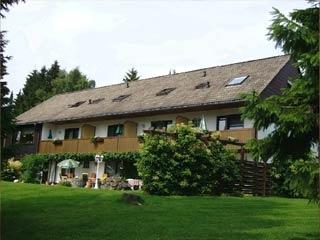 Motorrad Hotel-Pension ALFA in Sankt Andreasberg