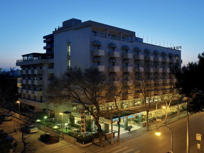 Motorrad Hotel Poker in Riccione (RN)