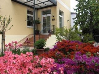 Fahrradfahrerfreundliches Hotel PRIVAT - das Nichtraucherhotel in Dresden