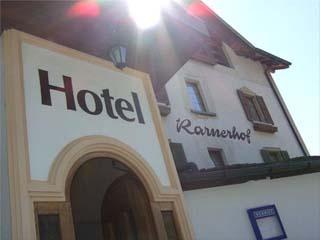 Fahrradfahrerfreundliches Hotel-Restaurant Rarnerhof in Raron