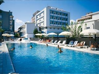 Fahrradfahrerfreundliches Hotel RAS in Gatteo Mare FC