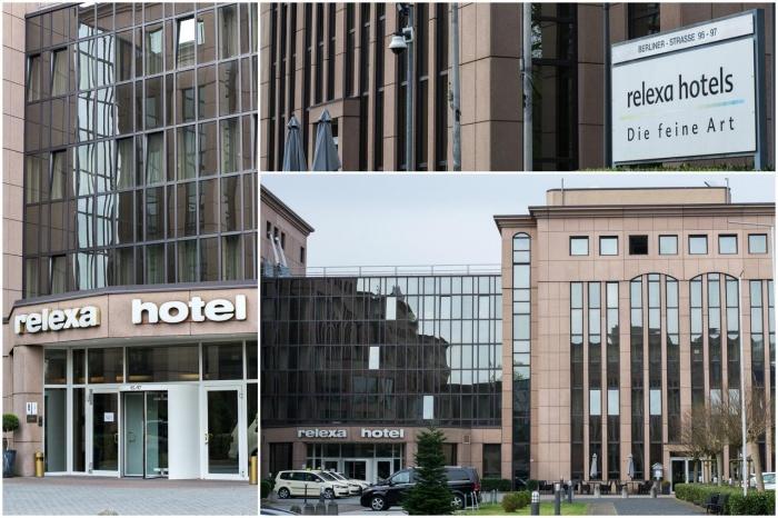 Motorrad relexa Hotel Airport Düsseldorf-Ratingen in Ratingen