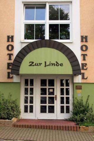 Fahrradfahrerfreundliches Hotel und Restaurant Zur Linde in Freital-Dresden