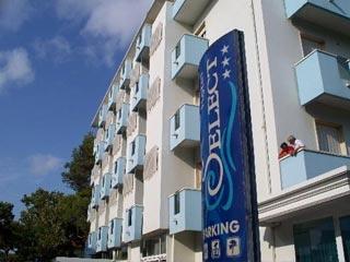 Fahrradfahrerfreundliches Hotel Select in Riccione (RN)