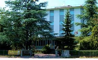 Fahrradfahrerfreundliches Hotel Senio in Riolo Terme
