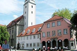 Fahrradfahrerfreundliches Hotel Gasthof Stift in Lindau