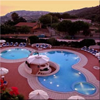 Fahrradfahrerfreundliches Sunshine Club Hotel & Spa in Capo Vaticano Tropea - Ricadi