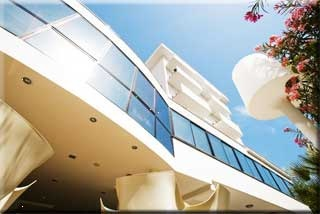Motorrad Hotel Tiffany & Resort in Cesenatico