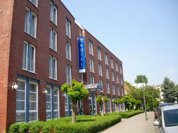 Fahrradfahrerfreundliches HK - Hotel Düsseldorf City  in Düsseldorf