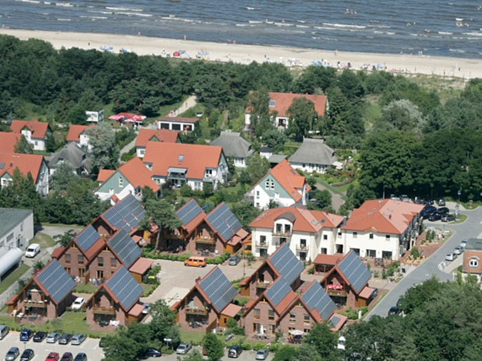 Fahrradfahrerfreundliches Usedom-Bike-Hotel & Suites*** in Karlshagen