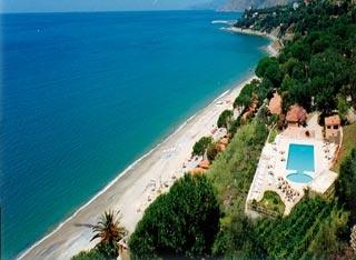 Fahrradfahrerfreundliches Hotel Villaggio Lido Paradiso Club in Marina di Pisciotta(SA)