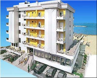 Fahrradfahrerfreundliches Hotel Zeus in Viserba Di Rimini