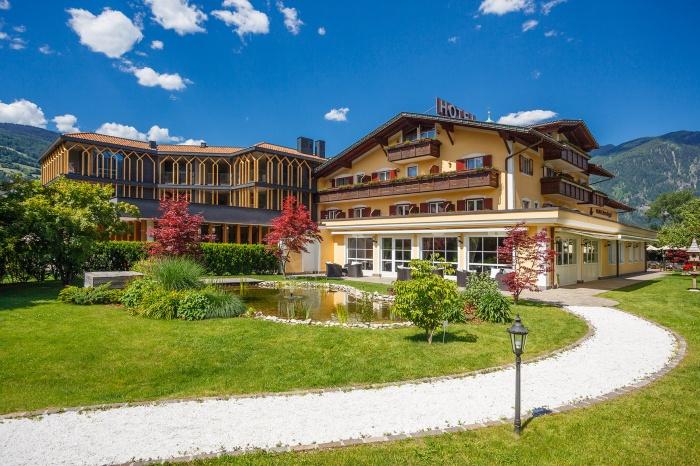 Fahrradfahrerfreundliches Parkhotel Zum Engel in Sterzing