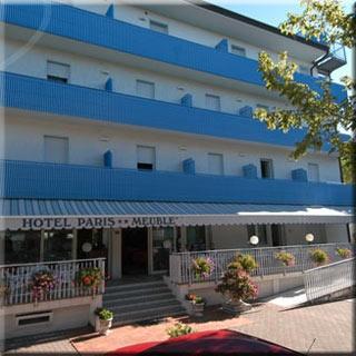 Fahrradfahrerfreundliches Hotel Paris in Lignano Sabbiadoro