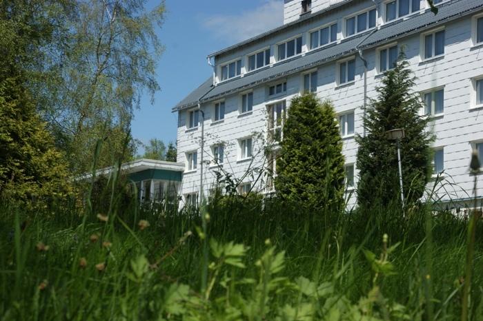 Fahrradfahrerfreundliches Werrapark Resort in Masserberg
