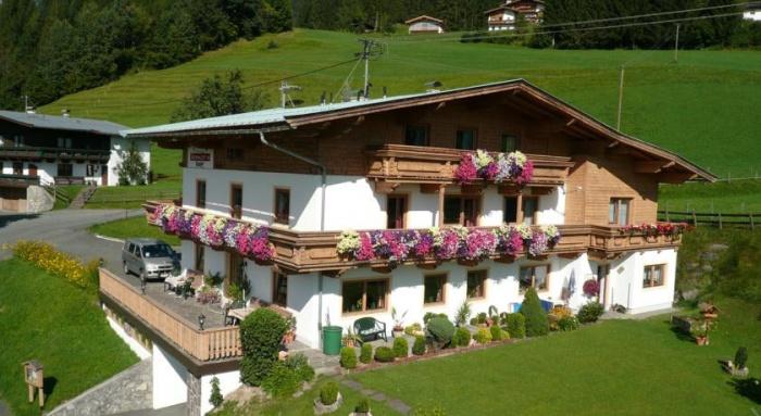 Fahrradfahrerfreundliches Pension Sonnleit´n in Kirchdorf in Tirol