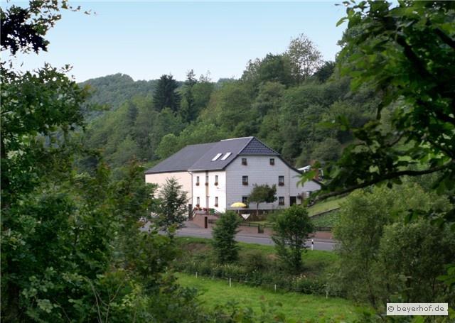 Fahrradfahrerfreundliches Urlaub auf dem Beyerhof in Neuerburg