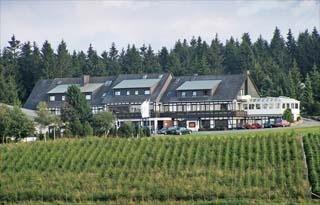 Fahrradfahrerfreundliches Sporthotel Kirchmeier in Winterberg / Altastenberg