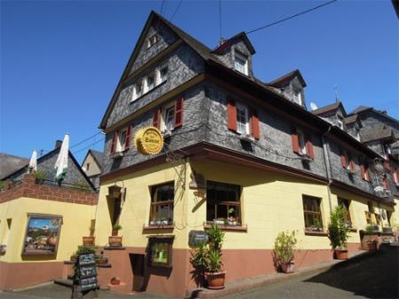 Motorrad Landgasthof zur Sonne in Enkirch